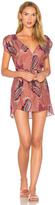 Vix Paula Hermanny Birds Agatha Dress