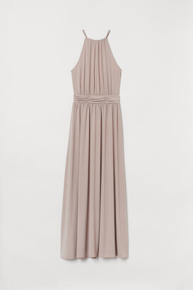 H&M Long Sleeveless Dress