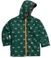 Hatley Little Boy's & Boy's Axes Splash Polyurethane Jacket