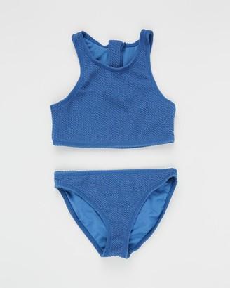 Duskii Zoe Crop Bikini Set - Teens