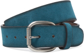 Berge Men's Suede Belt