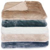 Thro Faux Fur Savannah Throw Blanket
