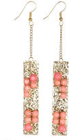 Alloy Sophie Coral Earring