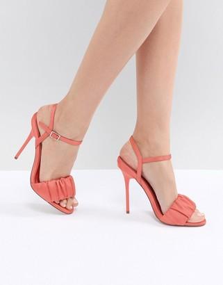 Design History Asos Design ASOS Heeled Sandals-Pink