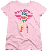Justice League DC Comics Wonder Woman Sparkle Women's T-Shirt Tee