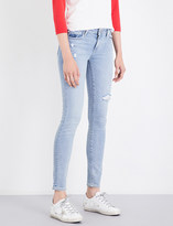 Levi's 711 skinny mid-rise jeans