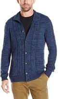Nautica Men's Cable-Knit Cardigan