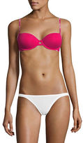 Calvin Klein ID Cotton Balconette Push Up Bra