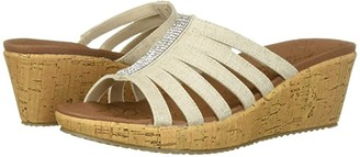 Skechers Beverlee - Rebel Play (Natural 2) Women's Sandals