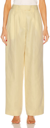 REMAIN Camino Pant in Almond Oil | FWRD