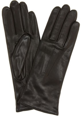 Isabel Marant Exclusive to Mytheresa Easy Rider leather gloves