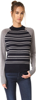 DKNY Pure Striped Pullover