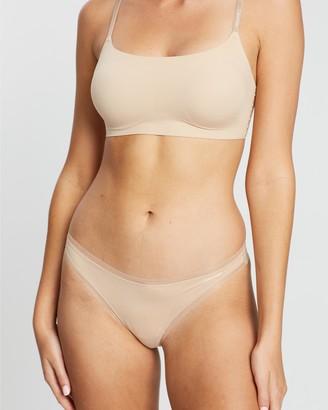 Calvin Klein Sculpted Thong