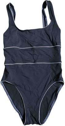 Eres Brown Lycra Swimwear for Women