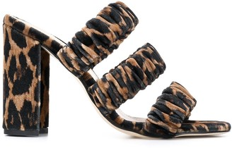Chloe Gosselin Heeled Sandals