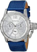 Invicta Women's 14793 Corduba Analog Display Swiss Quartz Blue Watch
