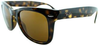 Ray-Ban Rb4105 Folding Wayfarer 54Mm Sunglasses