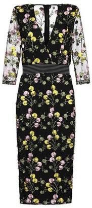 Zhivago 3/4 length dress