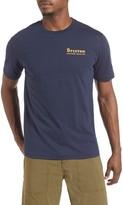 Brixton Men's Crowich Graphic T-Shirt