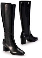 Ralph Lauren Patent Irana Boot
