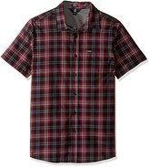 Volcom Men's Kane Short Sleeve Shirt
