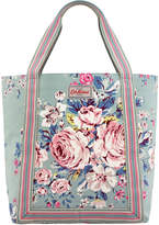 Cath Kidston Hampstead Rose Reverse Coated Tote
