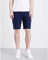 Polo Ralph Lauren Elasticated Cotton-blend Shorts
