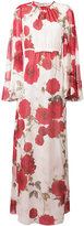 Giambattista Valli floral print gown - women - Silk/Cotton/Viscose - 40