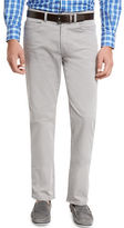 Peter Millar Five-Pocket Stretch Sateen Pants