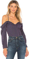 Bardot Paloma Stripe Top