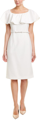 Lafayette 148 New York Diya Sheath Dress