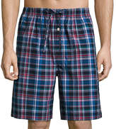 STAFFORD Stafford Woven Pajama Shorts - Big & Tall