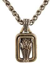Kieselstein-Cord Pendant Necklace