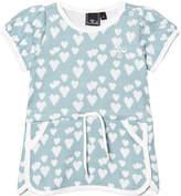 Hummel Stone Blue Heart Dress