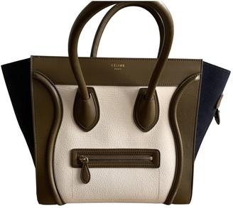 Celine Luggage Other Suede Handbags
