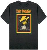 Impact Bad Brains Hardcore Punk Rock Band Music Group Capitol Adult T-Shirt Tee