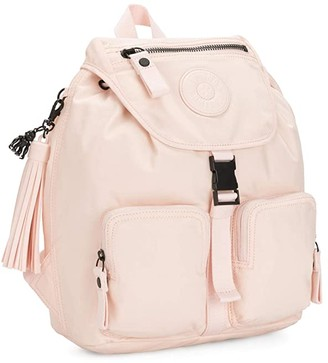 Kipling Inan Backpack (Feather Pink) Backpack Bags