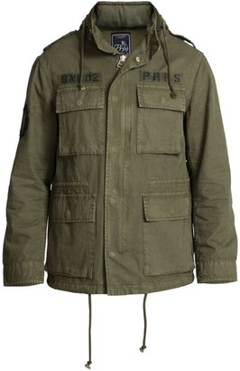 PRPS Hooded Military Jacket