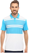 Puma Short Sleeve Patternblock Polo