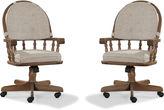 Asstd National Brand Oakmont Swivel Chair
