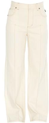 Chloé Straight Denim Jeans