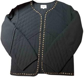 Polder Black Cotton Jacket for Women