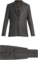 Paul Smith Soho-fit checked wool suit