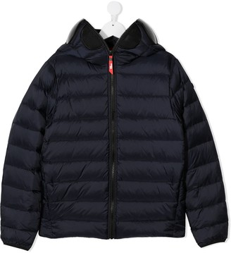 Ai Riders On The Storm Young TEEN padded puffer coat