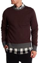 Rag & Bone Jaspe Knit Sweatshirt
