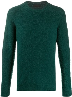 Roberto Collina Textured Knit Sweater