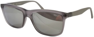 Chopard Grey Plastic Sunglasses