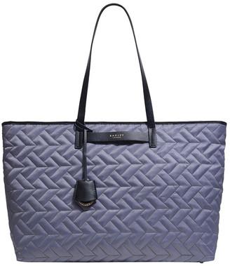 Radley Finsbury Park Quilt Large Ziptop Shoulder Bag
