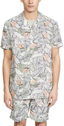 Onia Birds Of Paradise Short Sleeve Shirt
