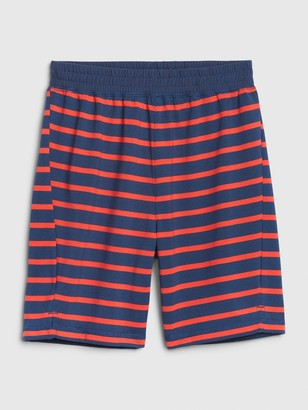Gap Kids Striped Pull-On PJ Shorts